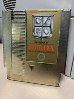 The Legend of Zelda NES (Nintendo Entertainment System, Authentic) Clean Tested