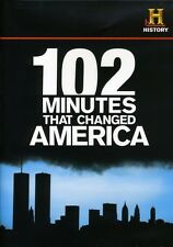 History Channel: 102 Minutes That Changed America DVD Region 1