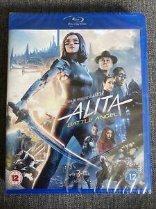 Alita: Battle Angel NEW SEALED BLU RAY