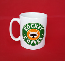 Marvel Guardians of the Galaxy Rocket Raccoon inspirado Taza de Café 10oz