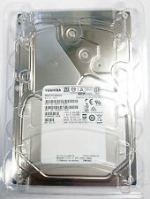 "Toshiba Enterprise 8 TB MG05ACA800E SATA 6 Gb/s 7200 RPM 3.5"" 128MB HDD 512e"