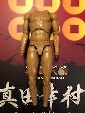 "COO Models Japan Samurai Sanada Yukimura 12"" Nude Body loose 1/6th scale"