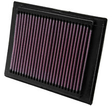 K&N Air Filter Element 33-2853 (Performance Replacement Panel Air Filter)