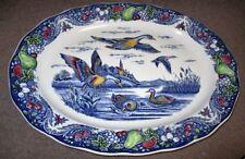 Ironstone Platters Art Deco Date-Lined Ceramics (1920-1939)