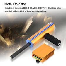 Subterráneo Detector de Metales Pinpointer Oro Plata Cobre Tesoro Caza Excavador