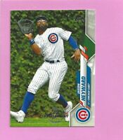 2020 Topps 582 Montgomery Club Foil Stamp #573 Jason Heyward Chicago Cubs