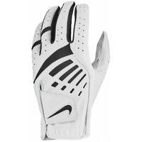Nike Dura Feel Golf Bowling Glove Mens White
