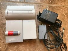 Nintendo NES Top Loader 101 Console, Power Adapter, R/F Switch WORKING, TESTED