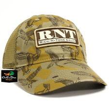 RNT RICH-N-TONE DUCK CALL PATTERN MESH BACK  HAT BALL CAP DUCK GOOSE CALLS
