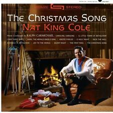 Nat King Cole THE CHRISTMAS SONG 14 Holiday Classics MUSIC New Sealed Vinyl LP