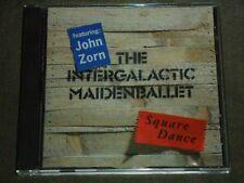 Square Dance by Intergalactic Maiden Ballet (CD, Jul-1992, Tiptoe)