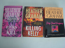 3 PAPERBACK BOOKS BY HEATHER GRAHAM
