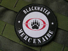 SNAKE PATCH ..:: BLACKWATER ::.. Mercenaire US contractor 5.11 Xe MICH USA