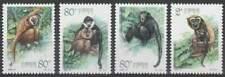 China postfris 2002 MNH 3412-3415 - Aap / Gibbon / Monkey