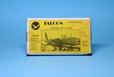 1/72 Falcon Vacform Messerschmitt 109E Detail Set kit n Aires Hasegawa aeroclub