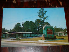 WOODBINE GA - UNUSED POSTCARD - STARDUST LODGE