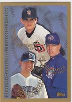1998 Topps #264 Brian Fuentes Matt Clement Roy Halladay RC Rookie Baseball Card