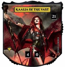 Kaalia of the Vast. Relic Tokens. FOIL. Magic the Gathering