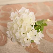 New Artificial Fake Peony Rose Flower Bridal Hydrangea Home Wedding Garden Decor