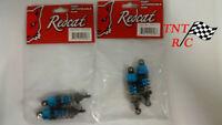 All 4pcs Redcat Lightning blue aluminum shocks Free Shipping!!