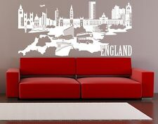 England - Highest Quality Wall Decal Sticker