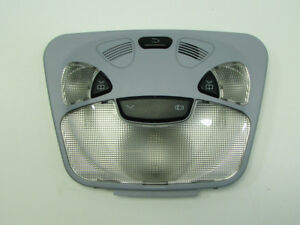 01-07 Mercedes Benz C230 C240 Overhead Map Light Dome Lamp Gray