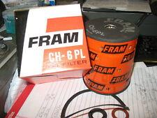 NOS Engine Oil Filter-Extra Guard Fram CH6PL