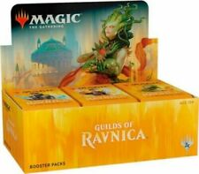 MTG Magic The Gathering Guilds of Ravnica Booster Box Sellado de fábrica