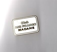 Pin's Club Air France - Madame (EGF)