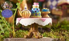 Mini World Alice in Wonderland Tea Party Design Figurine Fantasy Miniatures New