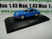 POR1G : voiture 1/43 atlas NOREV PORSCHE 911 collection : PORSCHE 901 (911) 1964