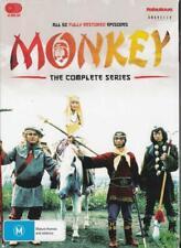 Monkey The Complete Series DVD Region 4