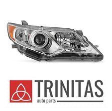 NEW RH 2012-2014 Toyota Camry Projector Headlights Headlamp Right Passenger Side
