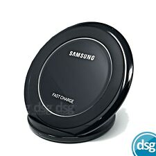 Genuine Samsung EP-NG930 Wireless Fast Charging Stand - Black Official S10+ S9+