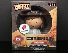 The Walking Dead Carl Grimes Walgreens Exclusive FUNKO Dorbz Vinyl Collectible