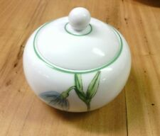 A sugar bowl  St Andrews abstract floral  designed by doulton company