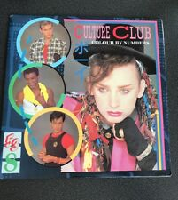 Culture Club - Colour By Numbers (1983) - Vinyle LP 33 Tours