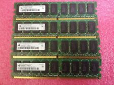 8GB PER SERVE (2RX4) DDR2 DDRII ECC QIMONDA HYS72T256020EU-3S-B PC2-5300E-555
