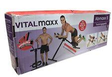 Vitalmaxx Bauchtrainer Muskeltrainer Bauch Beine Fitness Rückentrainer Abmaxx5