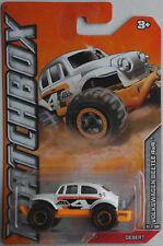 "Matchbox – VW Käfer / Beetle 4x4 weiß/orange ""MB Racing"" Neu/OVP US-Card"