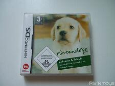 NINTENDO DS / Nintendogs Labrador & Friends [Version Pal]