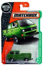 2017 Matchbox #95 Volkswagen Transporter Cab without tools on bed
