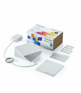 NANOLEAF 9 Light Square Canvas Smarter Kit, Works with Apple Homekit