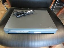 Cisco 1841 Router with HWIC 4ESW, Cable