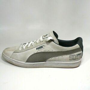 Rare Mens Puma Sample Suede X 50 Year Anniversary Michael Lau Sneakers Japan 15