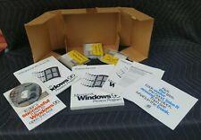 "Microsoft Windows 95 Preview Program - 3.5"" Floppy / CD-ROM - Vintage Software"