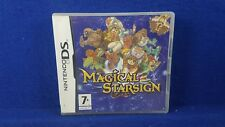 *ds MAGICAL STARSIGN (NI) Lite DSi 3DS Nintendo PAL UK REGION FREE