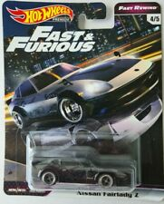Hot Wheels Fast and Furious Rewind Nissan Fairlady Z 240z