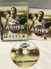 Ashes Cricket 2009 (Sony PlayStation 3 PS3) - Complete TESTED