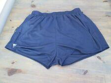 Fine navy VIGA ultracool  square-cut running shorts, size XL
